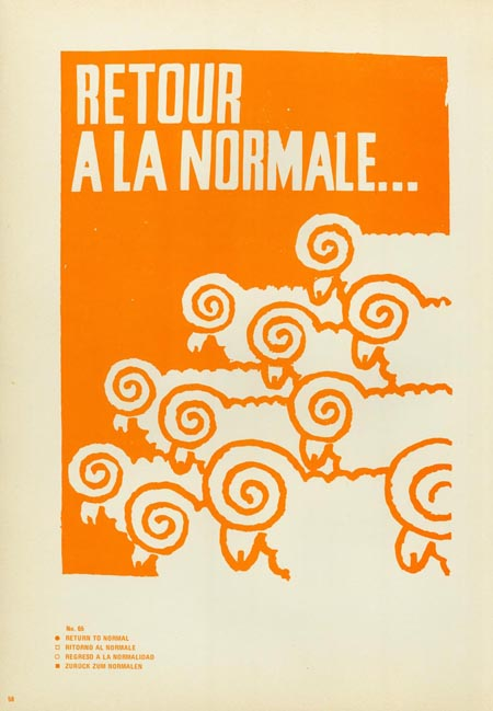 Return-to-Normal.-Poster-from-May-1968-Paris