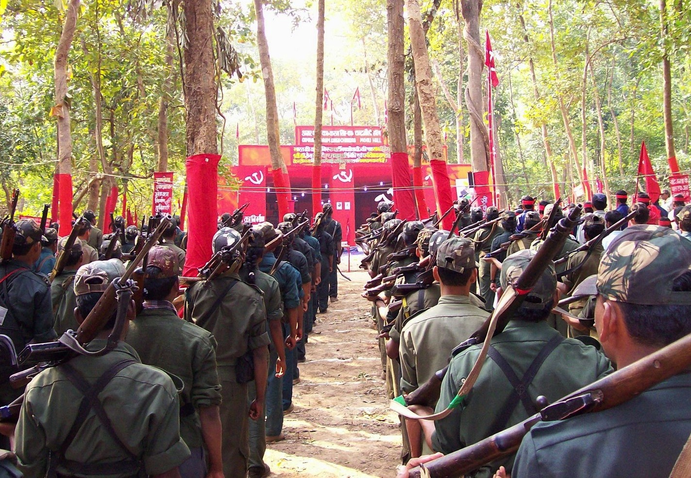 "history of naxalism ""the naxalites occupy an ambiguous niche in history exemplary idealist to some , he indicates to others an expression of immature disaffection that has nothing."