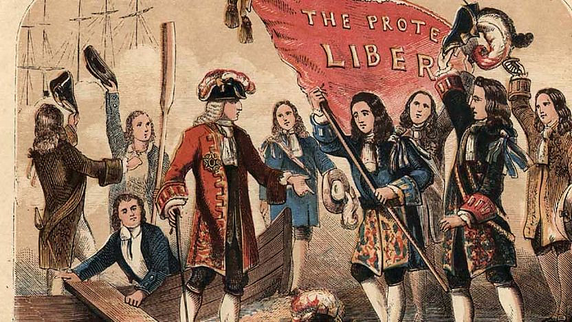 to what extent is the propaganda American revolution propaganda this is part of paul revere's depiction of the  boston massacre during the revolutionary war, benjamin.