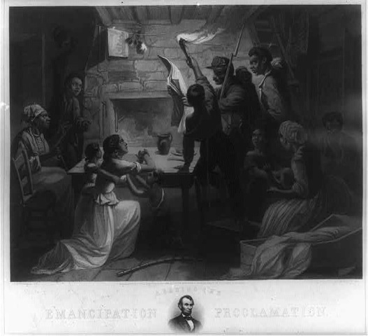 readingtheemancipationproclamation